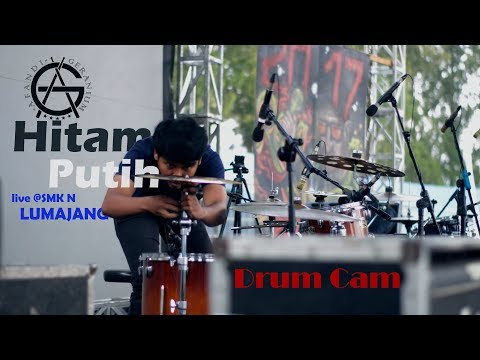 Hitam Putih - AG Drum Cam