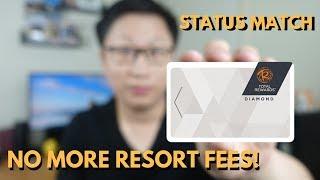 How to Get Caesars Total Rewards Diamond: No Resort Fees + Atlantis Trip