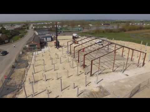 Grange Leisure Park: The Beginning