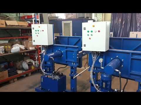 EFS - оборудование для очистных сооружений