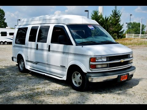 1999 chevy conversion van