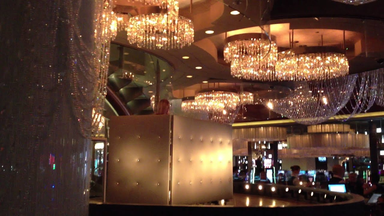 DJ\'n at the Chandelier Bar at The Cosmopolitan of Las Vegas - YouTube