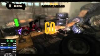 Trials HD - NG+ All Tracks Speedrun (No DLC)