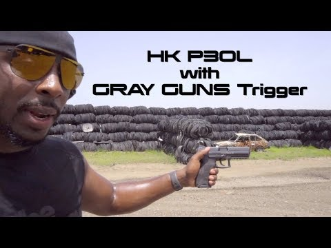 HK P30L w/ GrayGuns Trigger | FIRST MAG REVIEW