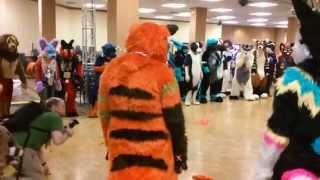 Fur Con Grand Siera Resort-GSR Reno, Furry animal costumes, Fur-Furry