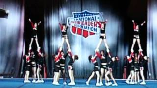 Knight Time Cheer Xplosion Level 2 Youth