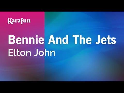Karaoke Bennie And The Jets - Elton John *