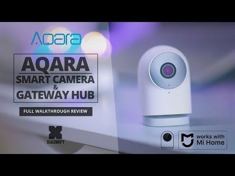 Aqara G2 - Smart camera & Gateway HUB [Xiaomify] - YouTube