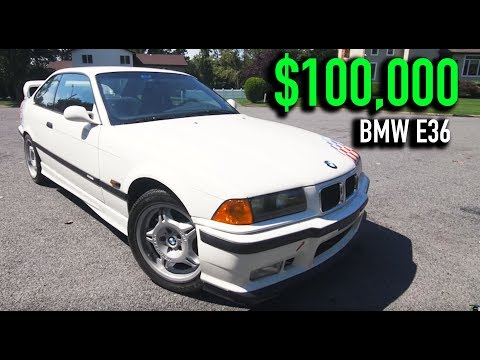 Driving a $100,000 BMW E36 - Is it Worth It?