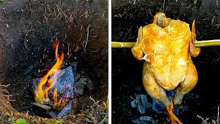 28 EXTRAORDINARY OUTDOOR recipes to forays into the forest tastier