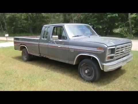 1986 Ford F-150 302 5.0L 0-60 MPH!!! | Doovi
