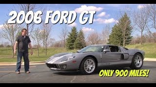 2006 Ford GT **SOLD** - Video Test Drive with Chris Moran - Supercar Network