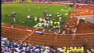 1990 Oslo Dream Mile - Joe Falcon wins in 3:49.31
