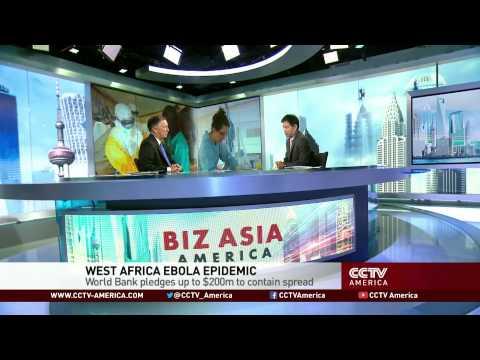 World Bank's Phil Hay on Ebola