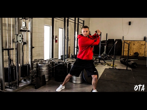 Best Core Exercises For Baseball Players | Overtime Athletes