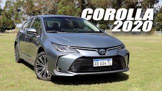 Toyota Corolla 2020 - Contacto - Matías Antico - TN Autos