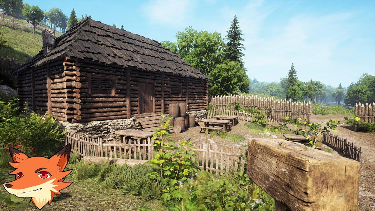 Medieval Dynasty #5 [FR] Les villageois ont leur boulot! Et la première récolte!