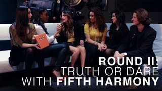 Fifth Harmony Plays Truth or Dare - Part II