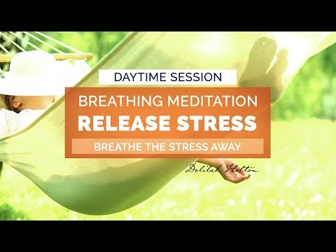 Stress Relief - Deep Breathing Guided Meditation To Let Go Of Stress and Anxiety