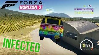 [Forza Horizon 2] Tokyo Drift Trip, Infected, Šílené Sleeper Káry [CZ]
