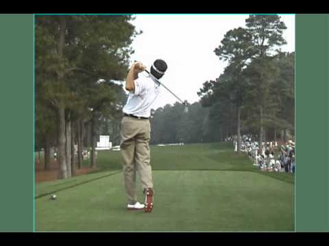 Fred Couples - JC Video Slow Motion Golf Swing