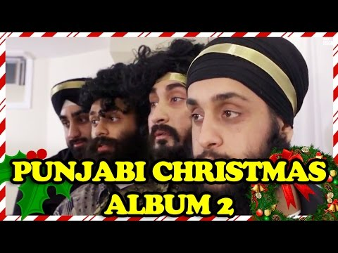 The PUNJABI Christmas Album 2