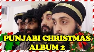 The PUNJABI Christmas Album 2
