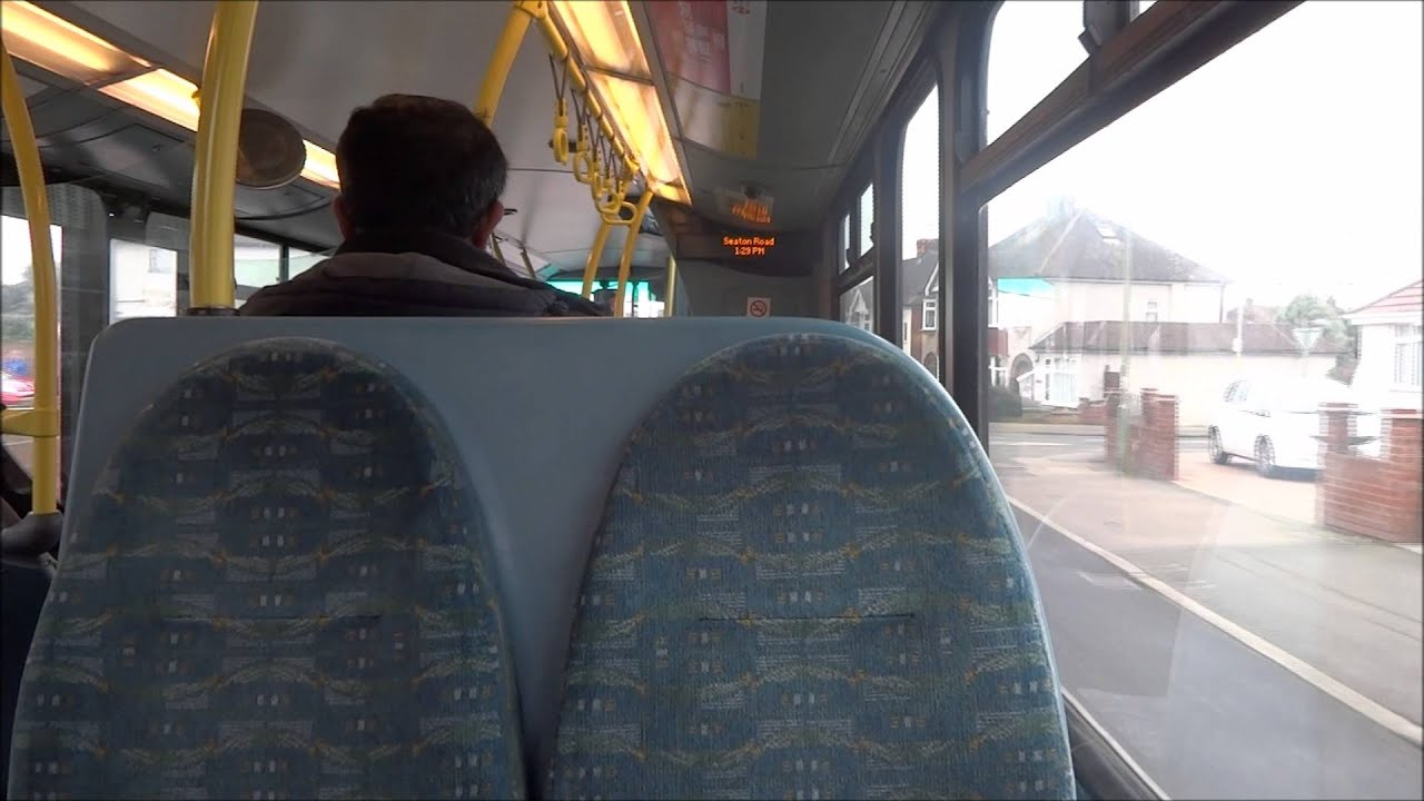 (withdrawn) Journey on The 492 (6218 GK53AOF) DAF/VDL Wright Pulsar Gemini