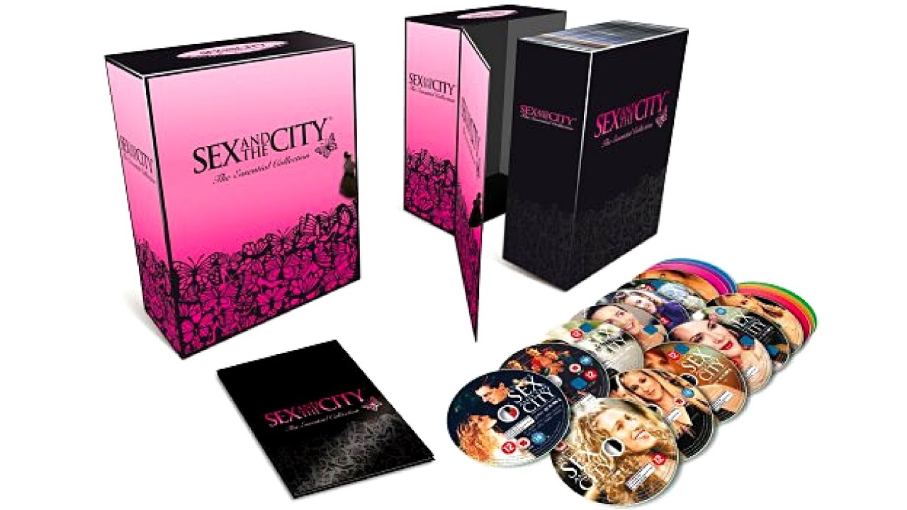 Sex and the city dvd complete series