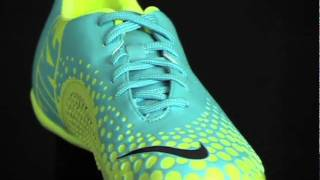 Nike5 Elastico Finale Indoor Soccer Shoes (baltic Blue/blueprint/hot Lime)