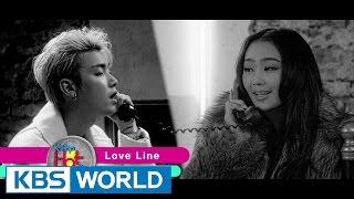 Hyolyn, Bumkey, Jooyoung - Love Line   효린, 범키, 주영 - 러브 라인 [K-Pop Hot Clip]
