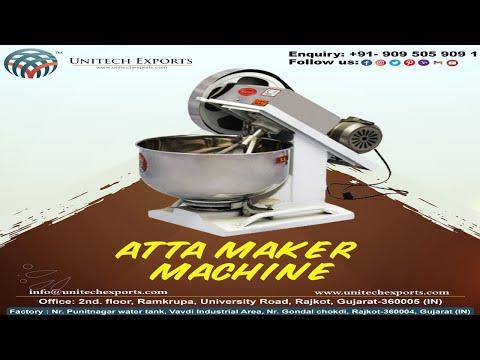 Atta Maker Machine, Flour Mixer Machine Or Dough Kneader Machine (AM010) (+91-97245 55800)