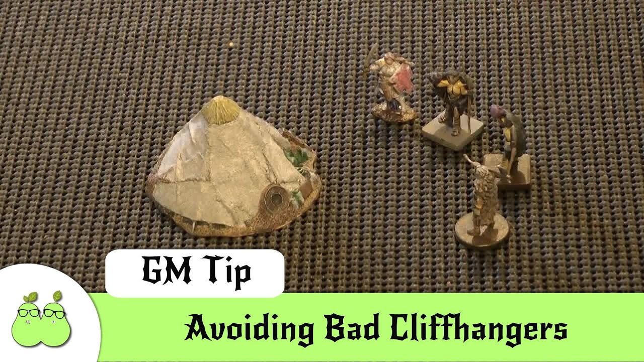 QuickTip - Avoiding Bad Cliffhangers