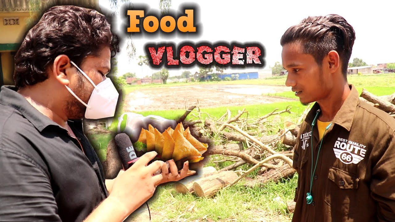 Dhakad Reporter & Food Vlogger | Harsh Rajput (REUPLOAD)