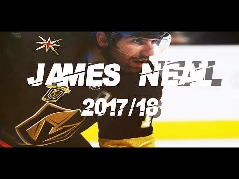 James Neal || Vegas Golden Knights || 2017/18 Highlights (HD)