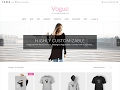 Vogue Free WordPress Theme Features With Download Link