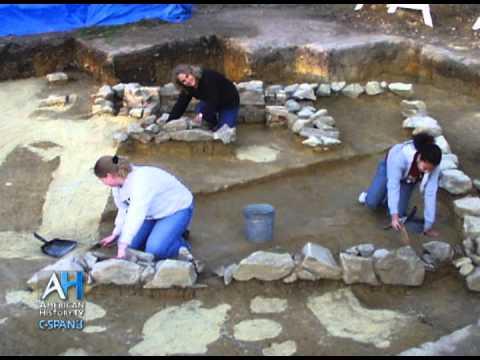 C-SPAN Cities Tour- Alexandria: Archaeology in Alexandria