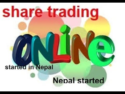 Online share trading started in Nepal