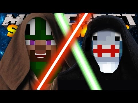 Minecraft School - BECOMING A JEDI - STAR WARS REBELS!