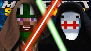 Minecraft School - BECOMING A JEDI - STAR WARS REBELS!
