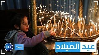 بين الاحتفال ووحشية الاحتلال.. بيت لحم تتزين بترانيم السلام | شير