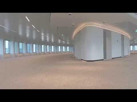 Timelapse video renovatie hoogbouw WTC Rotterdam