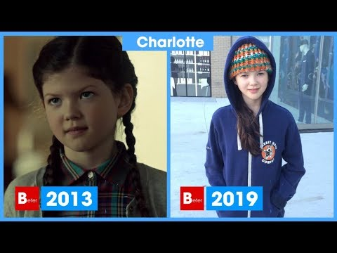 Orphan Black (TV Series) - Before And After 2019