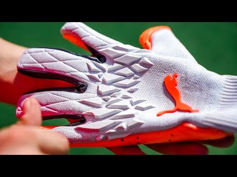 PUMA FUTURE Grip - Goalkeeper Gloves Test