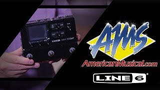 Line 6 HX Stomp Unboxing - American Musical Supply