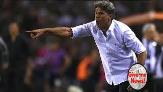 DT Gremio Asegura que Pachuca no es  su Rival, sino R.Madrid!