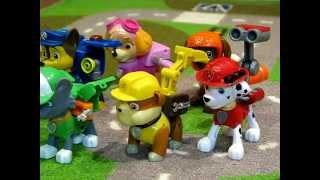 Щенячий патруль. Игрушки купить.(Набор из 6-ти героев-щенят. Уникальные функции в каждой фигурке. Всё как в мультфильме! Играйть веселее и..., 2015-10-02T23:35:09.000Z)