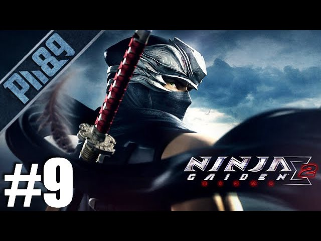 RYU HAYABUSA...YOU DIE!   Ninja Gaiden Sigma 2 Végigjátszás #9 - ENDING
