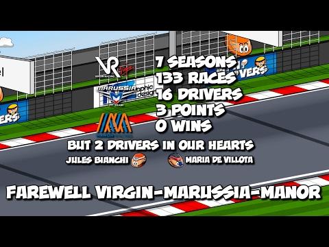 [ENGLISH] MiniDrivers - F1 - Farewell Manor Racing