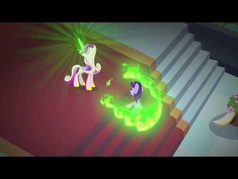 'Princess Cadance' imprisons Twilight underground